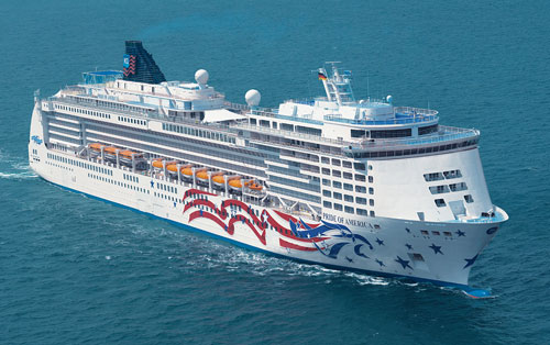Norwegian Cruise Ship Pride Of America | fitbudha.com